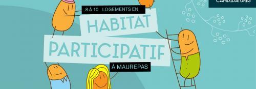 Appel candidatures habitat participatif rennes maurepas